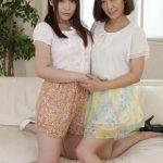 HITOMI & 神谷ゆうみ  エッチの息がぴったりな美人母娘